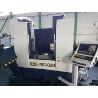 出售斯宾娜产二手五轴万能数控加工中心工作台500mm