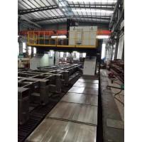 出售海天产二手动梁龙门五面加工中心长度20米在位可试机