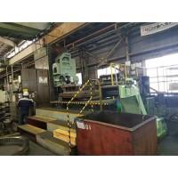 东芝数控铣齿机最大加工直径3.2米模数16