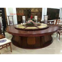 玉林厂家批发价供应 电动火锅餐桌 电动转盘餐桌 酒店餐桌椅