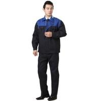 电力全棉牛仔工作服工程装水洗工作服短袖新款厂服套装