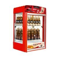 95L饮料加热柜商用热饮柜展示柜牛奶咖啡奶茶盒饭饮料保温柜