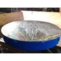 厂家生产铸铁圆型平台 圆型平台 圆型工作台 圆型平台厂