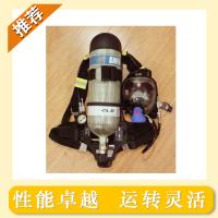 性能稳定价格适中空气呼吸器 正压空气呼吸器图片