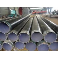 河南螺旋管3pe防腐饮水管道-钢管内壁环氧粉末