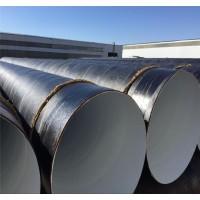 小口径螺旋管1布4油防腐污水管道