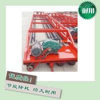 混凝土路面摊铺机 辊轴式路面整平机 两滚轴整平机