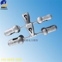 4D-20防震锤 OPGW光缆防震锤 预绞式 防振金具