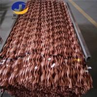 铜包钢护线条 铁路用铜包钢护线条