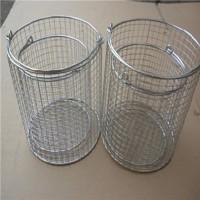 加工圆柱体焊接网篮工厂