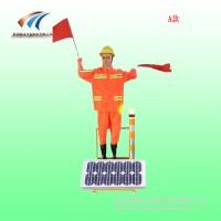 重庆高速施工安全员摇旗手太阳能安全员厂家