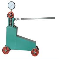 手动试压泵使用教程